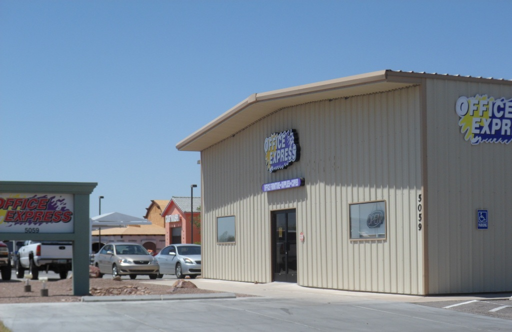 Storefront Picture - Fort Mohave Location